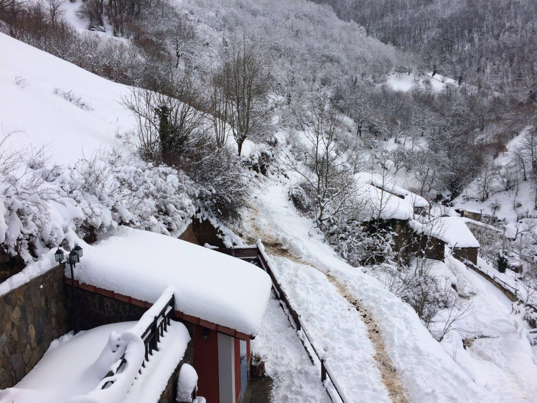 Villar de Casomera - Invierno 2014