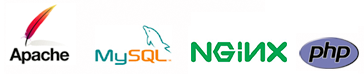 Apache MySQL Nginx PHP